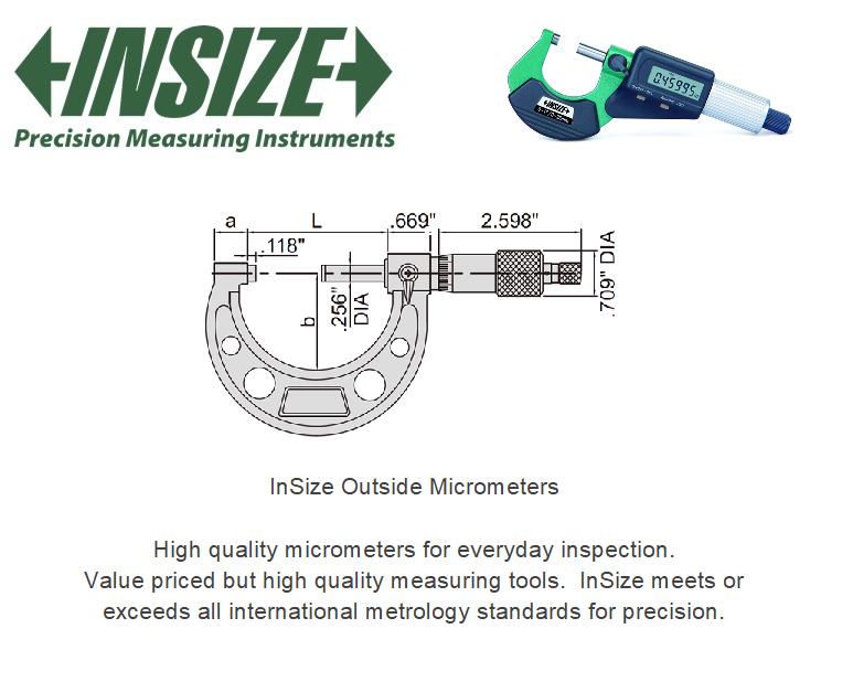 mackintosh tool company outside micrometers